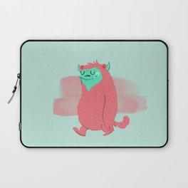 Cute Baby Monster 2 Laptop Sleeve
