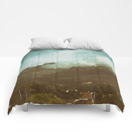 Over the Mountain Comforters