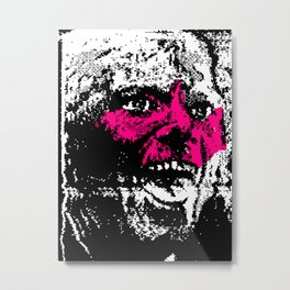 Party Crasher Metal Print