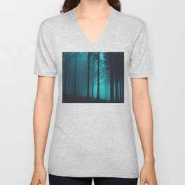 Into the woods Unisex V-Neck