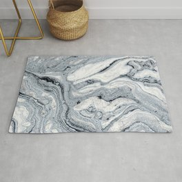 Frost - collaboration with Denise Naparla Rug