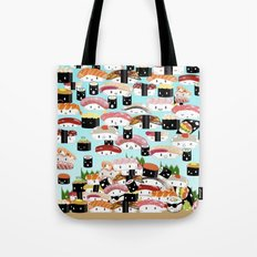 I REALLY LOVE SUSHI Tote Bag