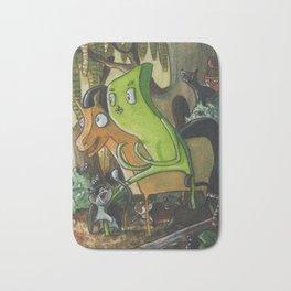 Gumby and Pokey 2 Bath Mat