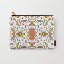 Coral Garden Carry-All Pouch