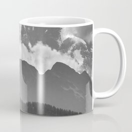 Lauterbrunnen Valley. Jungfrau Mountauin. 4.158 Meters. Swithzerland Alps Coffee Mug