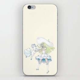 Lillie and Shiron iPhone Skin