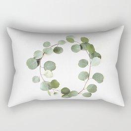 Eucalyptus Circle Rectangular Pillow