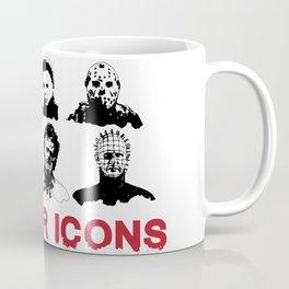hORROR iCONS Coffee Mug