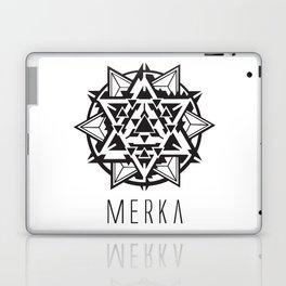 Galatic Merkaba Laptop & iPad Skin