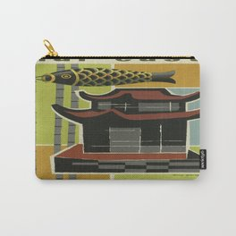 Vintage poster - Far East Carry-All Pouch