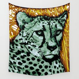 Cheetah Wall Tapestry