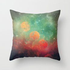 3019 Throw Pillow