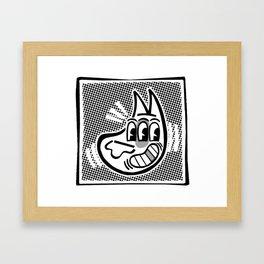 BIRITA KH Framed Art Print