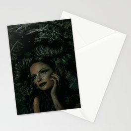 The Green Fairy Stationery Cards