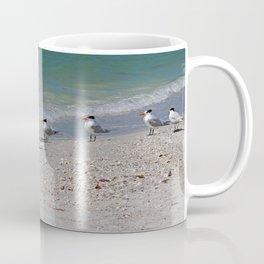 Dolphin Watching on Lover's Key Coffee Mug