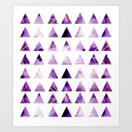 Parma Violets Art Print