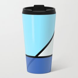 Lonely Travels - 787 Metal Travel Mug