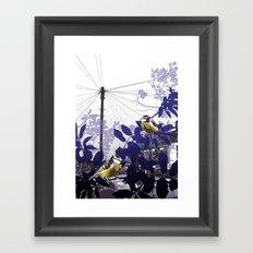 Northcote Rd Framed Art Print