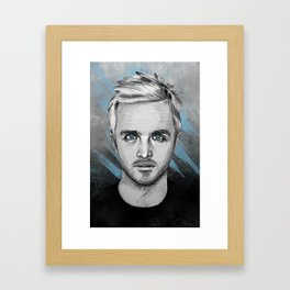 Jesse Framed Art Print