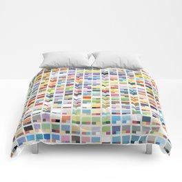 Complete Poke-Pantone  Comforters