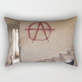 Abandoned house 1 Rectangular Pillow