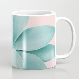 Blush Agave Romance #1 #tropical #decor #art #society6 Coffee Mug