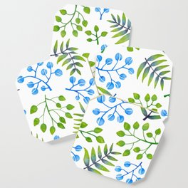 Leaves and more leaves Coaster