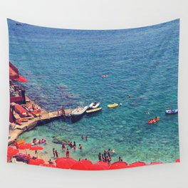 Summers in Capri are what dreams are made of. Wall Tapestry