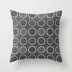 Dots 3 Throw Pillow
