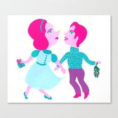 Cool Yule Canvas Print