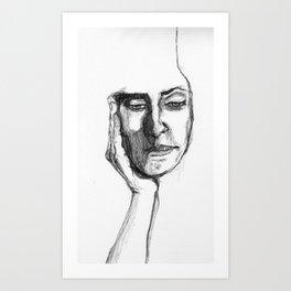 boredom #2 Art Print