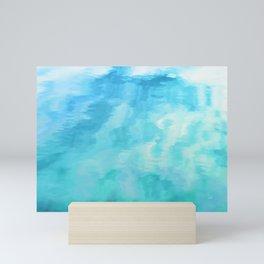 Water Fantasia #decor #buyart #society6 Mini Art Print