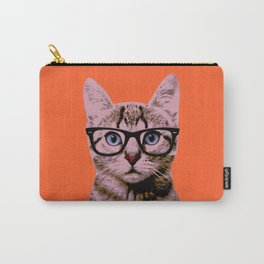 Warhol Cat 2 Carry-All Pouch