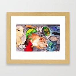 PetSmart Framed Art Print
