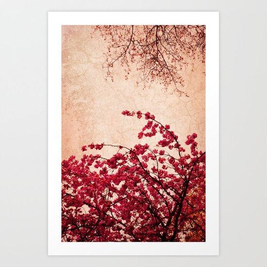 Encounters Art Print