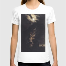 Victor Hugo - Stairs leading to a Light T-shirt