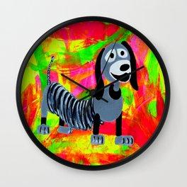 Slinky Slink Wall Clock