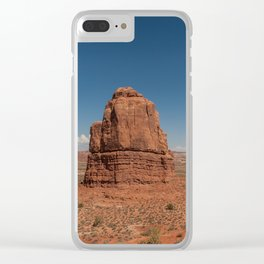 Monolith Clear iPhone Case