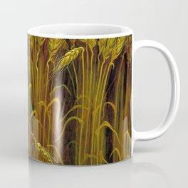 Classical Masterpiece 'Wheat' by Thomas Hart Benton Coffee Mug