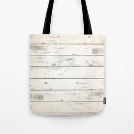 Light Natural Wood Texture Tote Bag