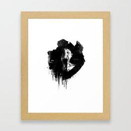 Petro Shout Framed Art Print