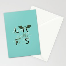 Love at First Sight and Bicycle Stationery Cards