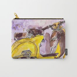 20170112a The Coastal Settlement Carry-All Pouch