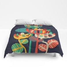 Wild Flowers Comforters
