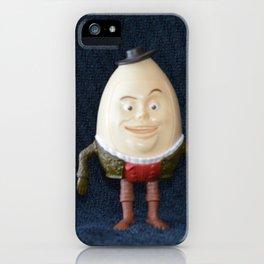 Humpty Dumpty iPhone Case