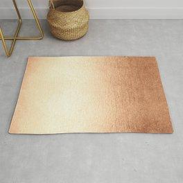 Simply Deep Bronze Amber Rug