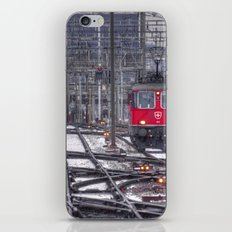 Electric Suisse iPhone & iPod Skin