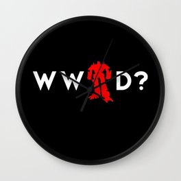 Transformers: What Would Optimus Prime Do? Wall Clock