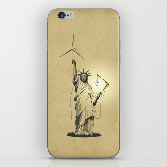 And then there was light iPhone & iPod Skin
