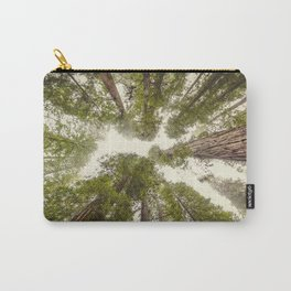 Into the Mist - Nature Photography Carry-All Pouch